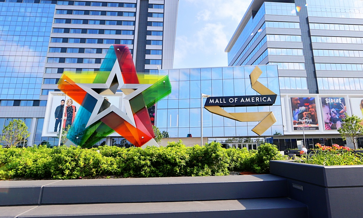 Mall Of America Minnesota Great Lakes Usa
