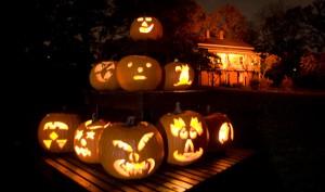 greenfield village halloween