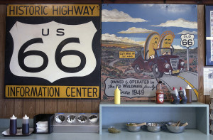 Route 66-Cozy Drive-In