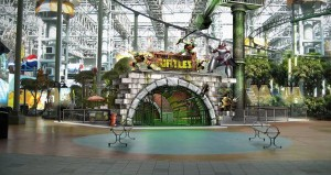 shredder mall of america